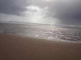 On the beach 023