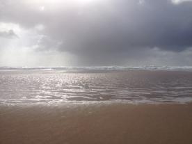On the beach 024