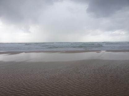 On the beach 027
