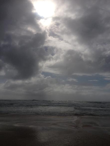 On the beach 037