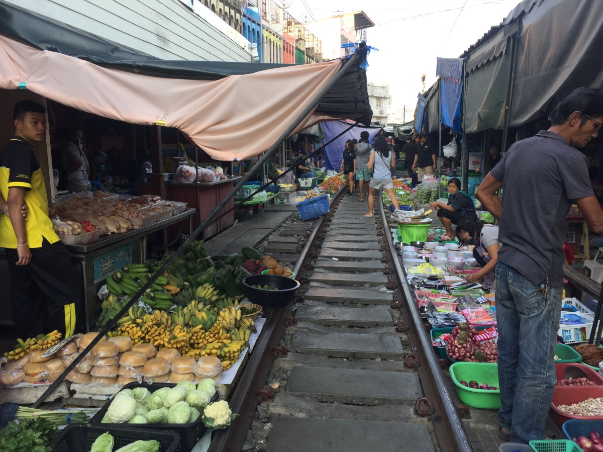 The Market on theLine