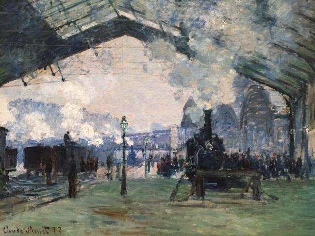 Monet Train