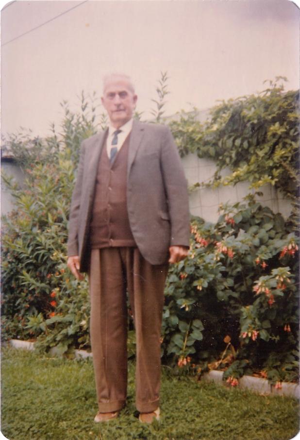 Poppa Parkinson